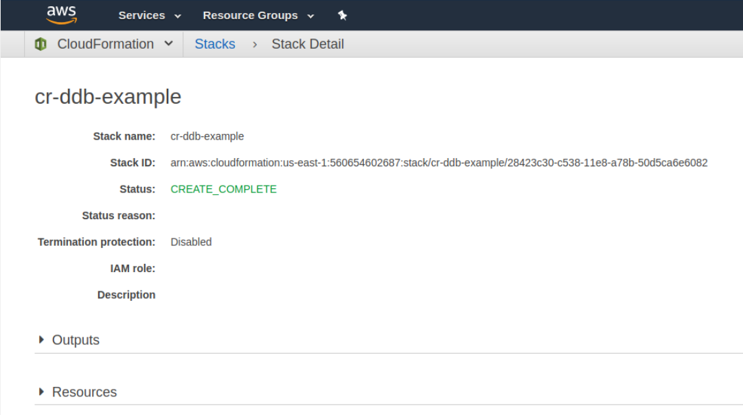 Extending CloudFormation with Custom Resources – Fernando