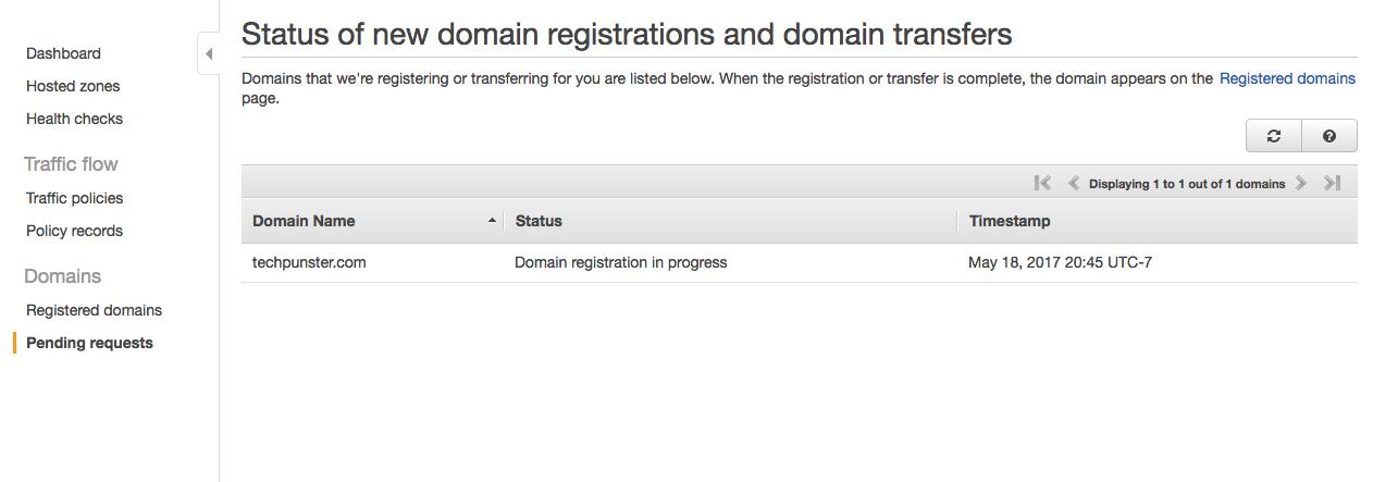 Serverless Domain Forwarding with AWS – Fernando Medina Corey